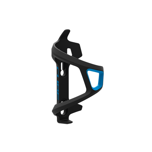 Cube Bottle Cage HPP Side Cage Black/Blue
