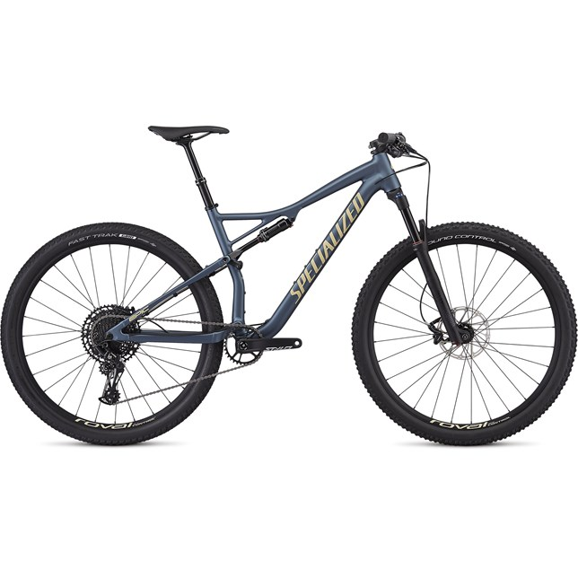 Specialized Epic Comp Evo Mens 2019 Satin Cast Battleship/Mojave