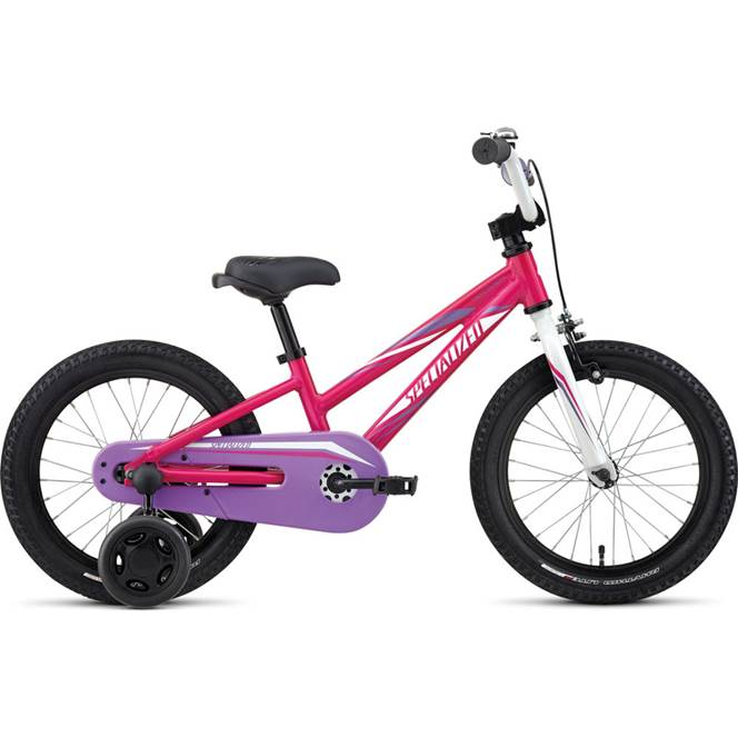 483109502aa Specialized Hotrock 16 Pink/White £135.00