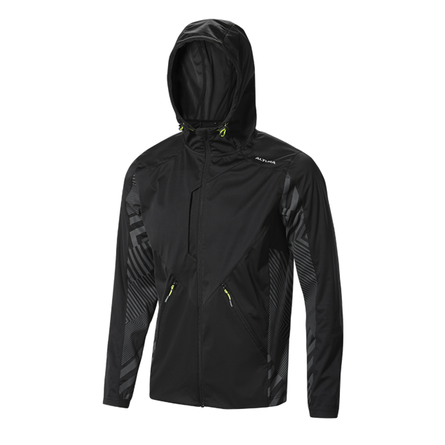 Altura Three 60 Windproof Jacket Black