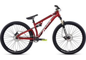 Specialized P Slope Red 163 1 800 00