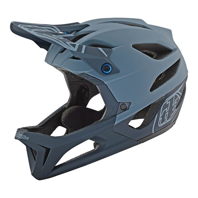 Troy Lee Designs Stage MIPS Helmet Stealth Grey