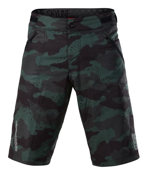Troy Lee Designs Skyline Short Shell Stealth Camo