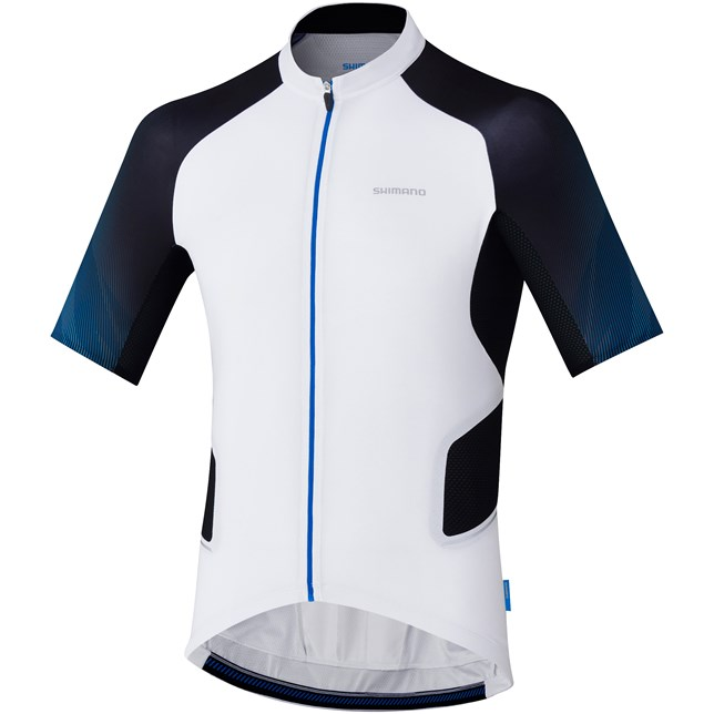 Mens Mirror Cool White Jersey