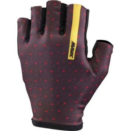 Mavic Sequence Womens Short Fingered Glove Purple