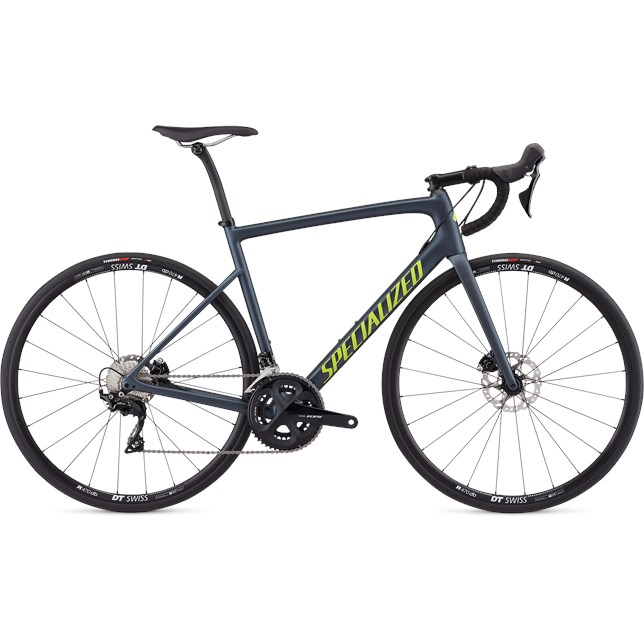 Specialized Mens 2019 Tarmac Disc Sport Battleship/Hyper/Clean