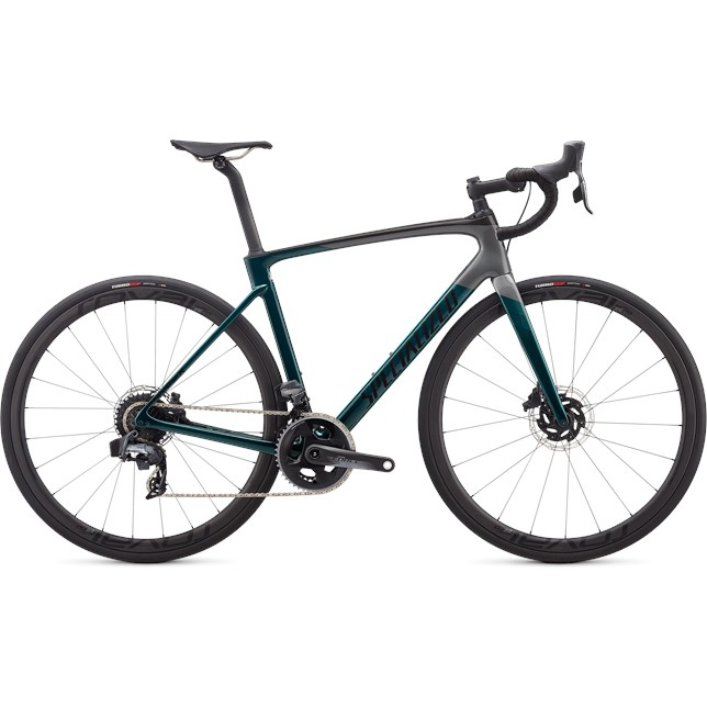 Specialized Roubaix Pro 2020 Gloss Teal/Charcoal