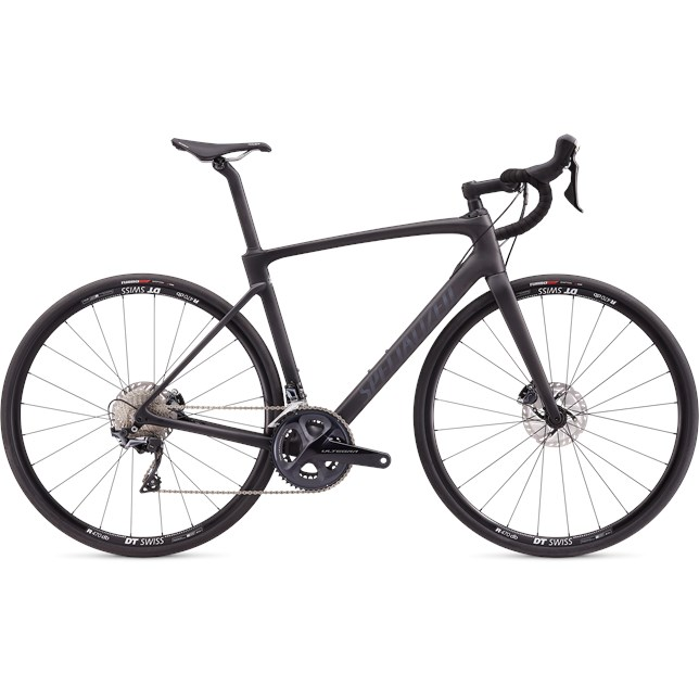 Specialized Roubaix Comp 2020 in Satin Carbon/Black