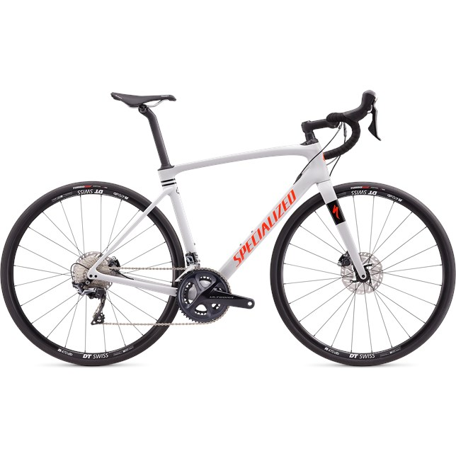 Specialized Roubaix Comp 2020 Dove Grey/Rocket Red/Crimson