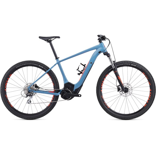 Specialized Turbo Levo 2019 Hardtail Storm Grey/Rocket Red