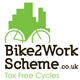 Bike2Work Logo